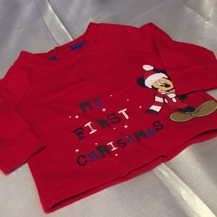 6-9 Month Christmas Top.